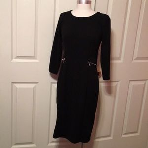 New York & Company Black  Career Dress NWT S